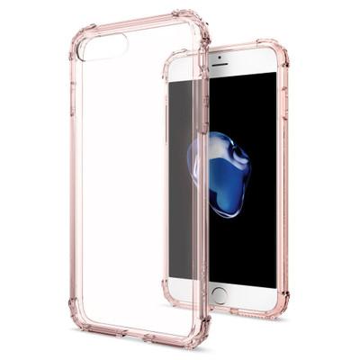 Spigen Crystal Shell Case for iPhone 7 Plus - Rose Crystal