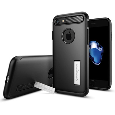 Spigen Slim Armor Case for iPhone 7 - Black