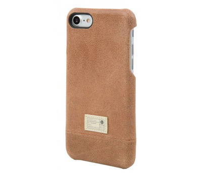 Hex Focus Case for iPhone 7 - Brown