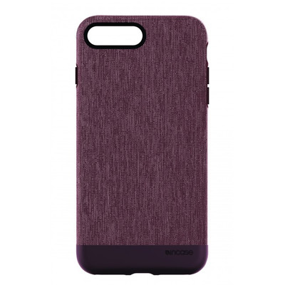 Incase Textured Snap for iPhone 7 Plus - Heather Deep Red