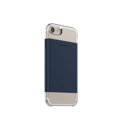mophie Hold Force Base Case for iPhone 7 - Navy