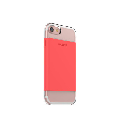 mophie Hold Force Base Case for iPhone 7 Plus - Coral