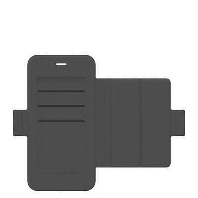 mophie Hold Force Folio for use with Base Case for iPhone 7 - Gray