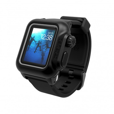 Catalyst Case for Apple Watch Series 2 38mm - Stealth Black