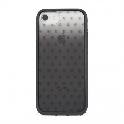 Diesel Printed Co-Mold Case for iPhone 8, iPhone 7 & iPhone 6/6s -Mohican Head Dot Black/Clear/Ombre