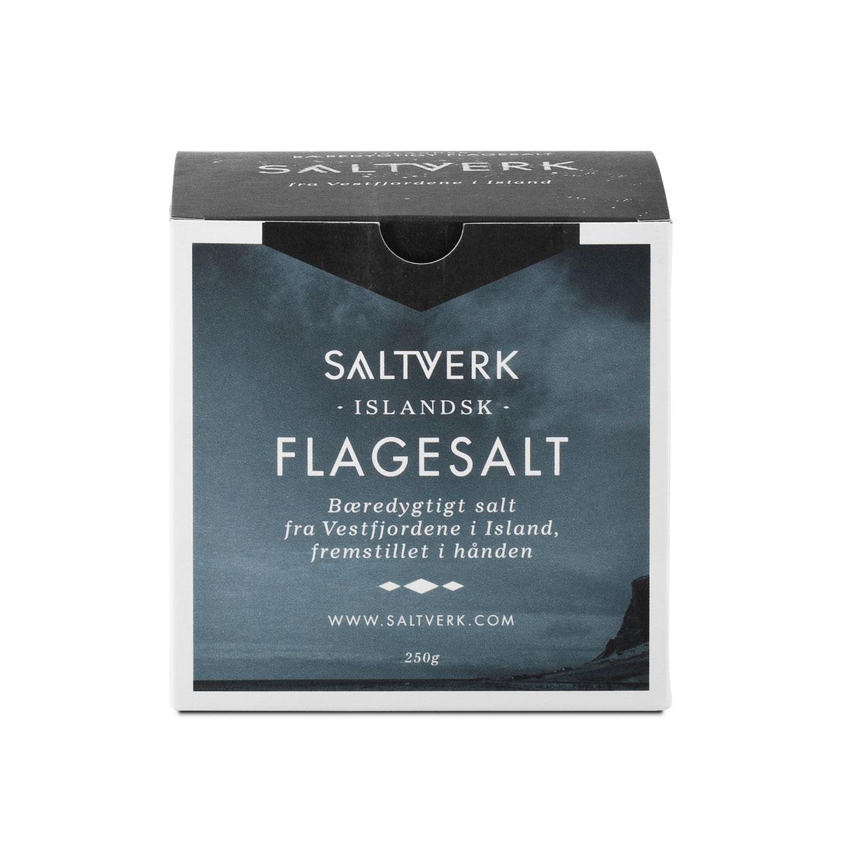 Flaky Sea Salt