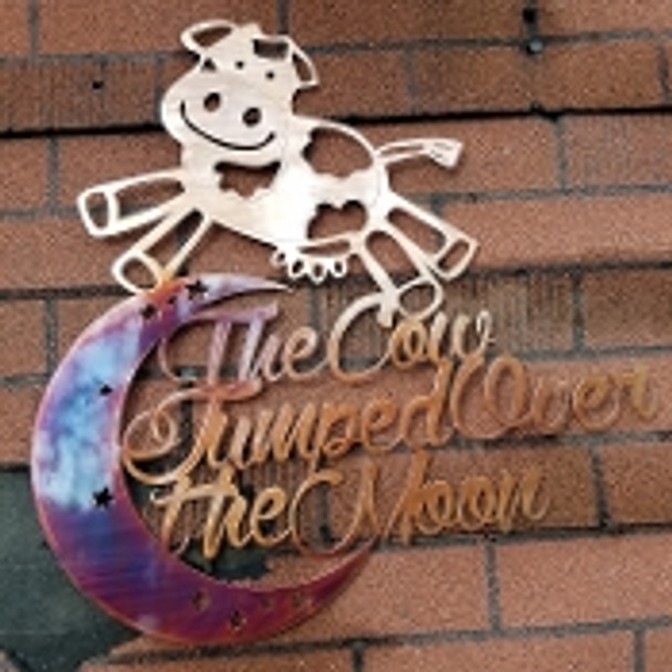 """""""The Cow Jumped Over the Moon"""""""