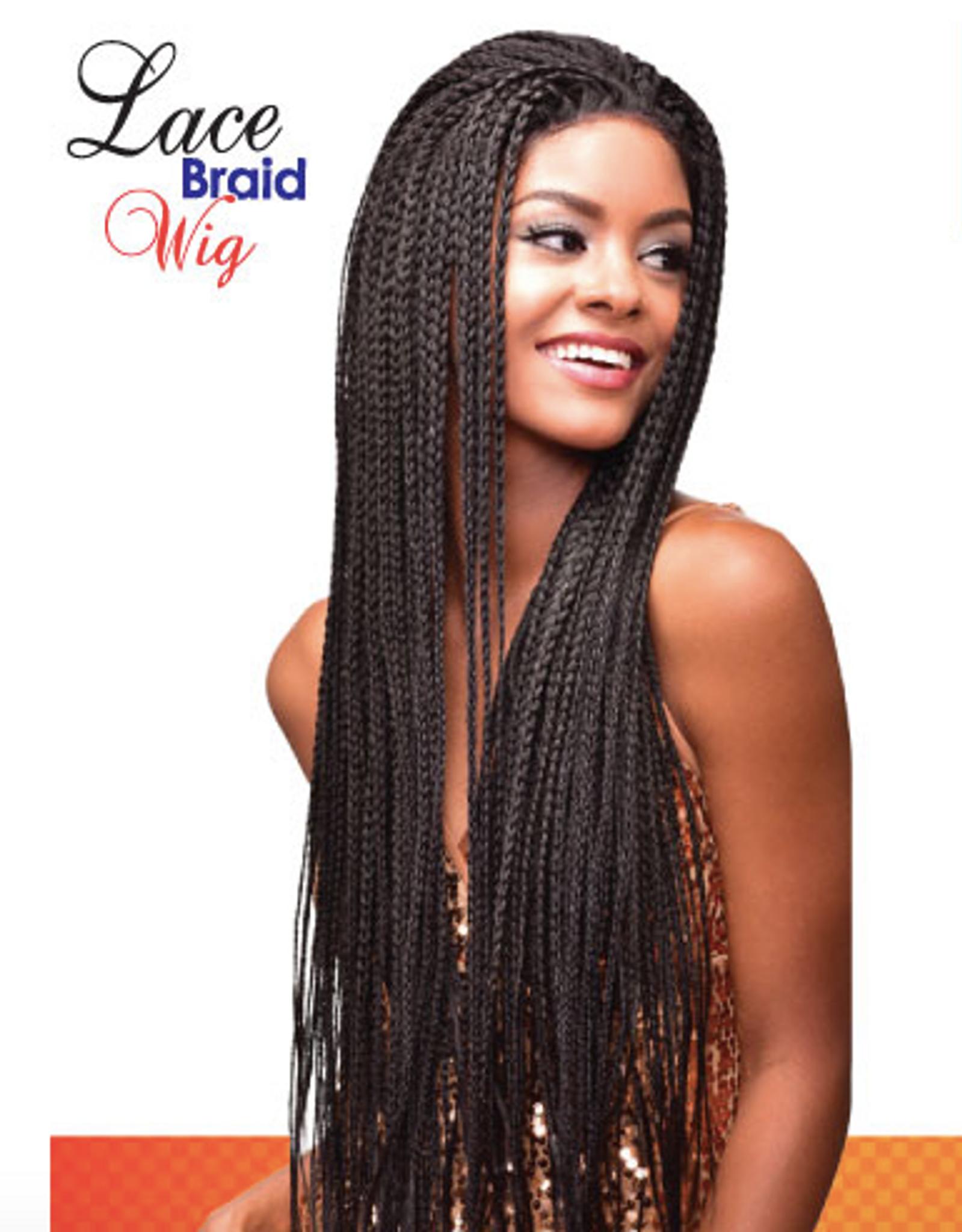 Beauty Elements Wigs (Box Braid)