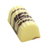 WATTLE LOG Australian roasted wattleseed in white chocolate ganache