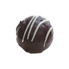 TORRENS TRUFFLE Plum & South Australian port ganache in dark chocolate