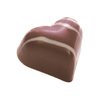 CARAMEL LOVE Soft buttery caramel in milk chocolate