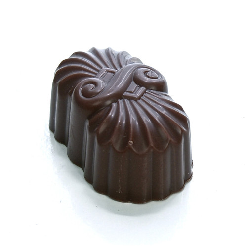 EUREKA! CARAMEL Liquid gold in dark chocolate.  It's a winner.