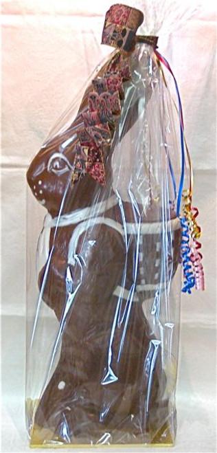 Handsome Harry Hare - dark chocolate - 620mm $165.00