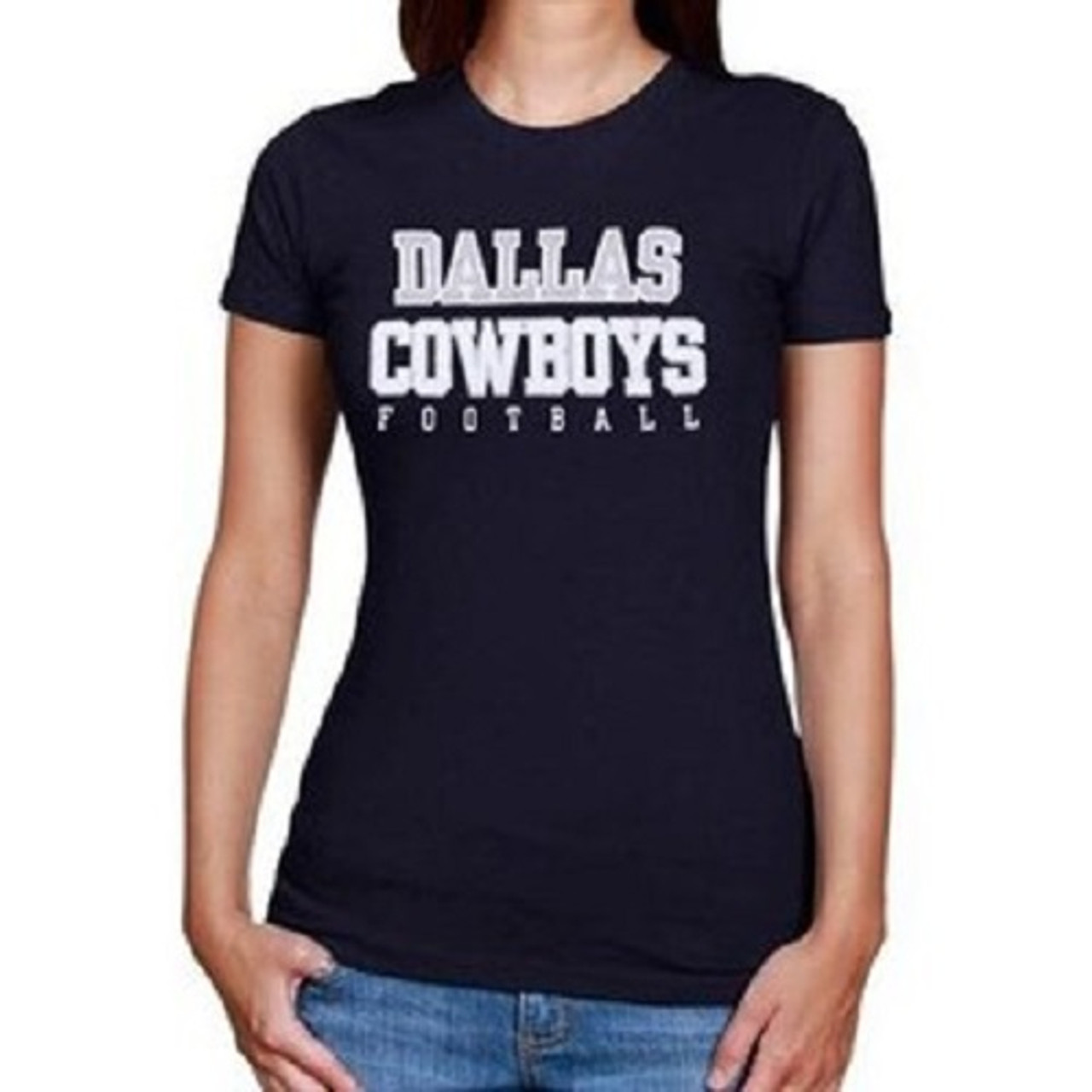 dallas cowboys women's shirts