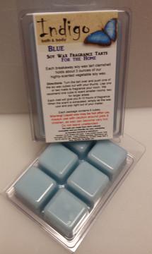 Indigo Home Soy Wax Tarts - Indigo Standard Scents