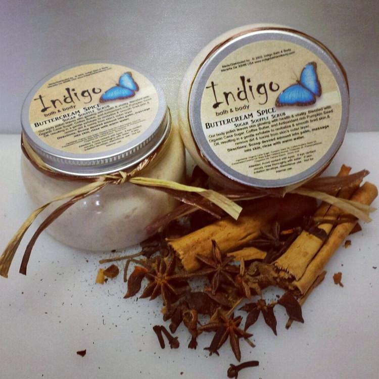 Sugar Souffle Body Polish - Buttercream Spice (limited edition Mini)
