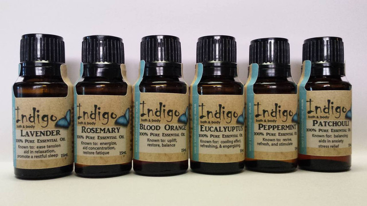 EO - Single Oil - Italian Blood Orange