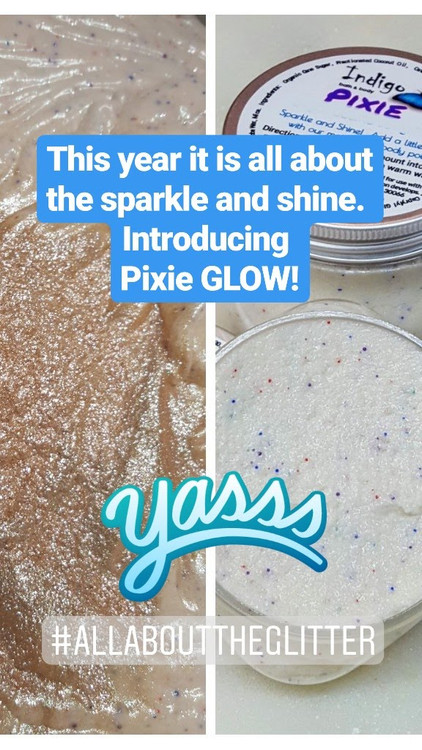 Pixie GLOW Body Polish