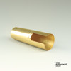 Yamaha YAC-1656P Baritone Saxophone Mouthpiece Cap; Gold Lacquer