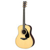 Yamaha LL6MHC Handcrafted Acoustic Guitar with Hard-Shell Case
