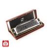 Suzuki Folkmaster Harmonica, Key of F#