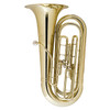 King Student Model 1135W 3 Valve Tuba, with Case
