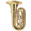 King Step-Up Model 2340 3 Valve Tuba, with Case