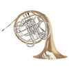 C.G. Conn Professional Model 8DR Double French Horn, Rose Brass Bell