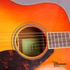 Yamaha FS820AB Acoustic Guitar; Autumn Burst