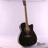 Yamaha FGX820CBL Acoustic-Electric Guitar; Black