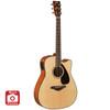 Yamaha FGX800C Acoustic-Electric Guitar
