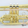 Legacy CT750Y Intermediate Cornet w/ Deluxe Convertible Case - A STOCK