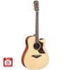 Yamaha A3MHC Acoustic-Electric Guitar with Case