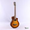 Yamaha APXT2EWTBS Acoustic-Electric Guitar; Exotic Wood; Tobacco Brown Sunburst; 3/4 Size