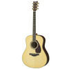 Yamaha LL16RHC Handcrafted Acoustic Guitar with Hard-Shell Case