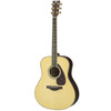 Yamaha LL16RDHC Handcrafted Acoustic Guitar with Hard-Shell Case