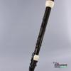 Yamaha YRB-302B 4-Piece Bass Recorder; Key of F; Dark Brown