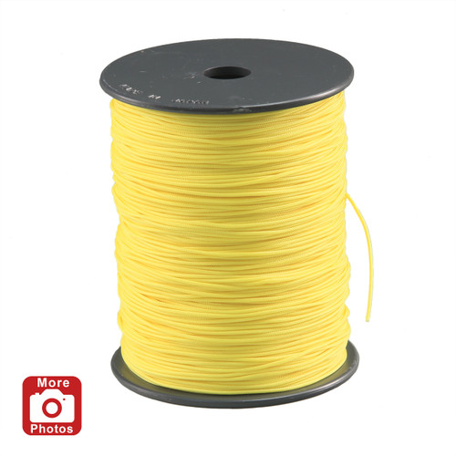 Yamaha YAC-084114R Rotor Valve String; 656 feet; Yellow