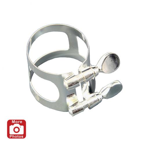 Yamaha YAC-1603P Eb Alto Clarinet Ligature; Silver Plated