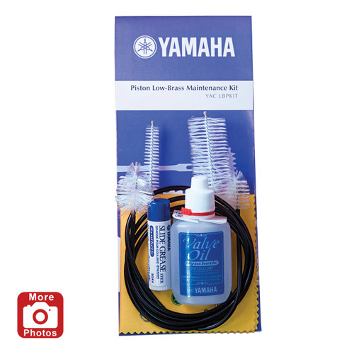 Yamaha YAC-LBP-MKIT Low-Brass Piston Valve Maintenance Kit