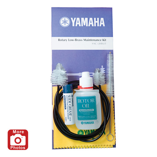 Yamaha YAC-LBR-MKIT Low-Brass Rotary Valve Maintenance Kit