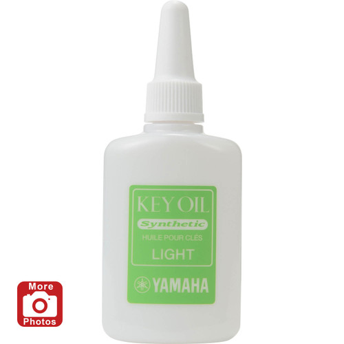 Yamaha YAC-LKO Light Key Oil; Synthetic; 20mL