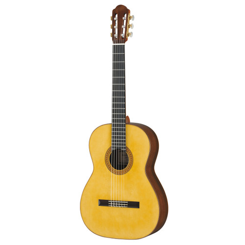 Yamaha GC82S Handcrafted Classical Guitar with Case