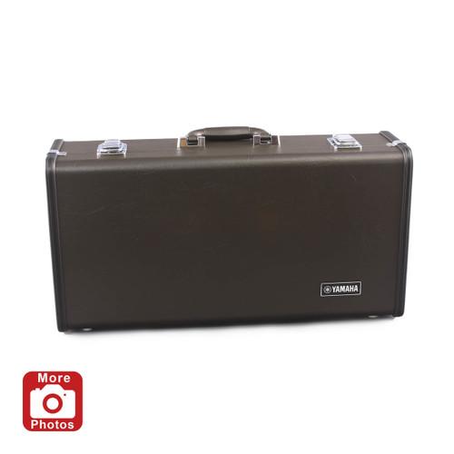 Yamaha YAC-TRC-203 Trumpet Deluxe Wood Case; YTR-2320/2335