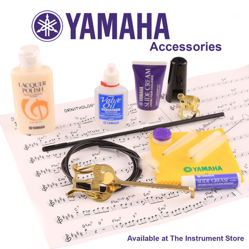 Yamaha YMA-SSPW Sousaphone Shoulder Pad; White