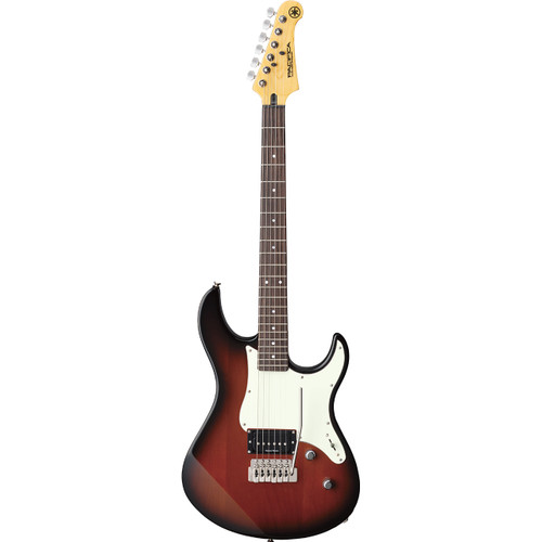 Yamaha PAC510VOVS Electric Guitar; Old Violin Sunburst