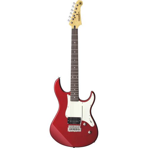 Yamaha PAC510VCAR Electric Guitar; Candy Apple Red