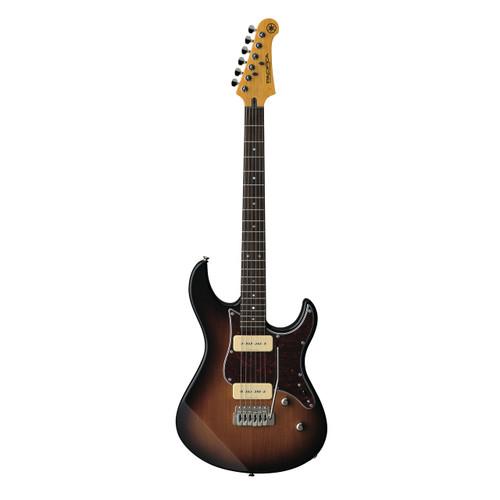 Yamaha PAC502VTSB Electric Guitar; Tobacco Sunburst