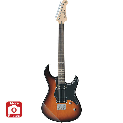 Yamaha PAC120HTBS Electric Guitar; Tobacco Sunburst
