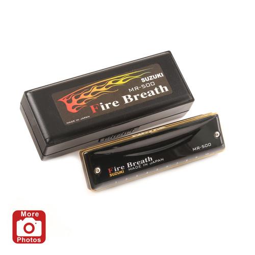 Suzuki Fire Breath Harmonica, Key of E